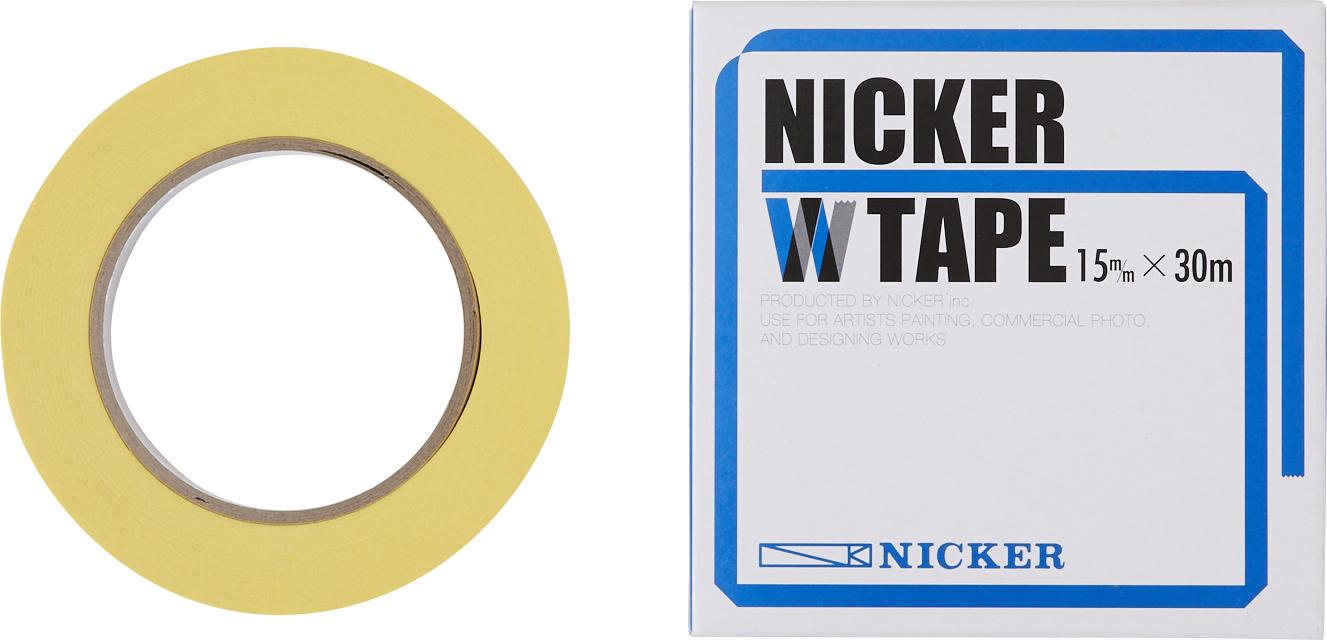 ニッカー Wテープ 5種