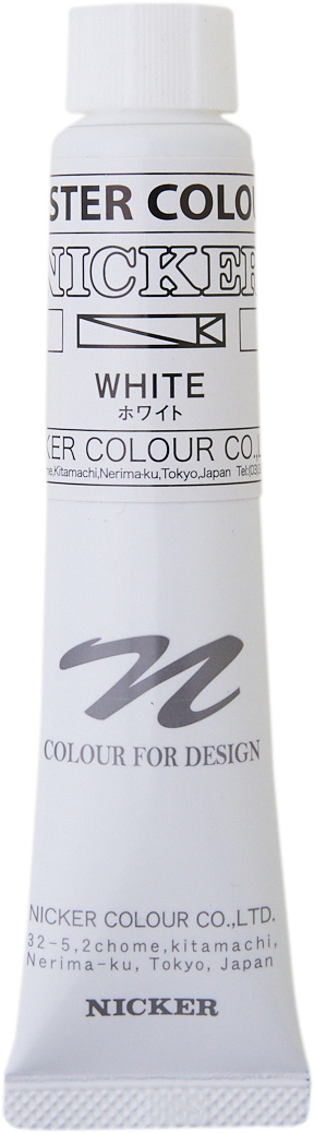 POSTER COLOUR 20ml 51 WHITE