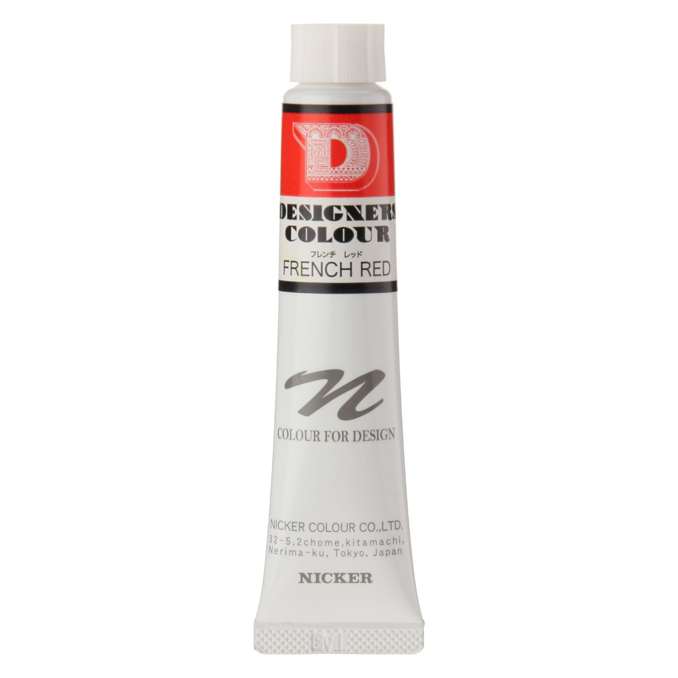 DESIGNERS COLOUR 20ml 517 FRENCH RED