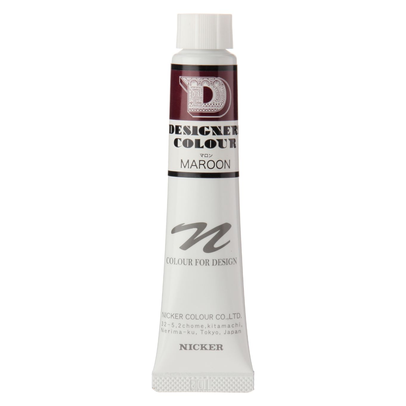DESIGNERS COLOUR 20ml 519 MAROON