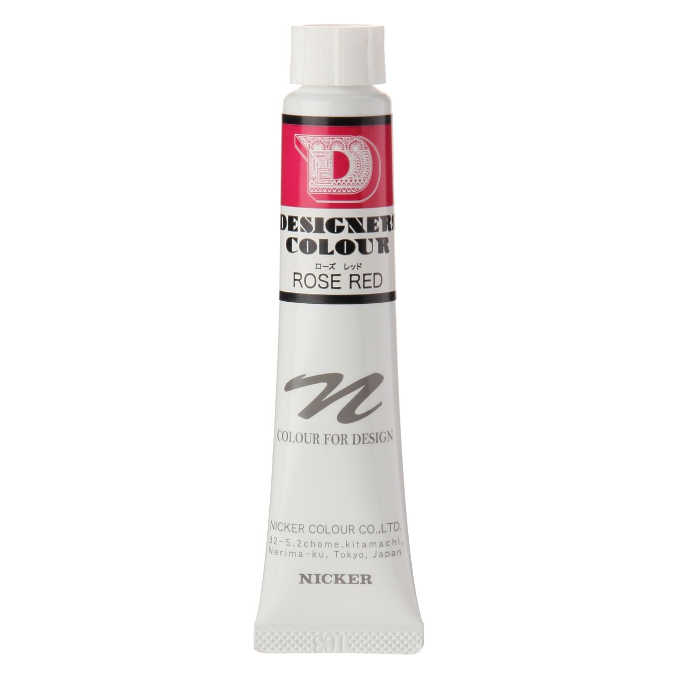 DESIGNERS COLOUR 20ml 525 ROSE RED
