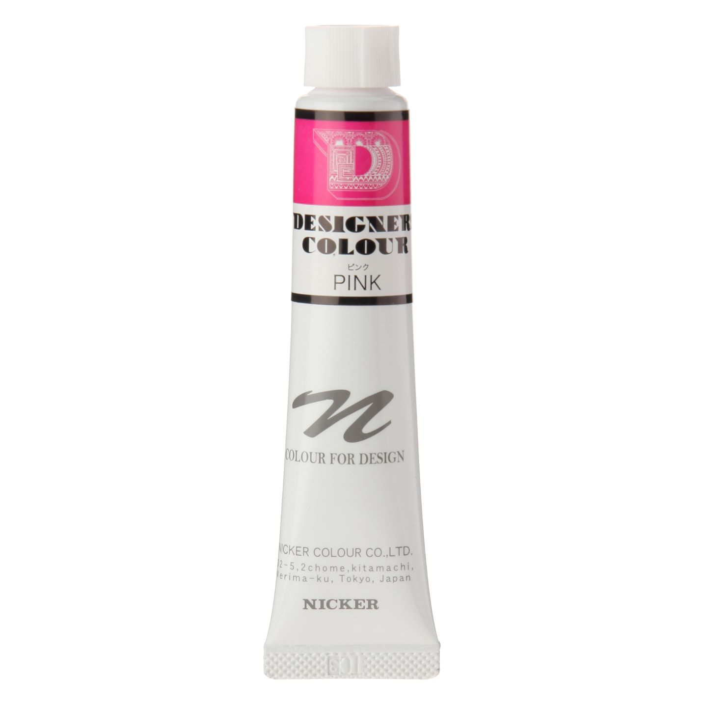 DESIGNERS COLOUR 20ml 526 PINK