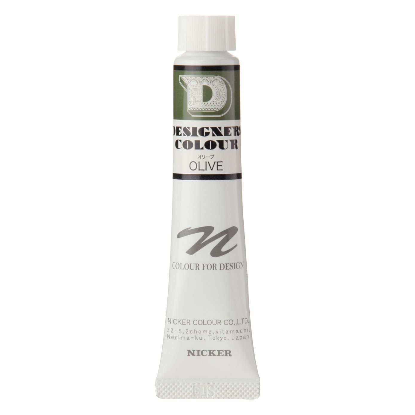 DESIGNERS COLOUR 20ml 591 OLIVE