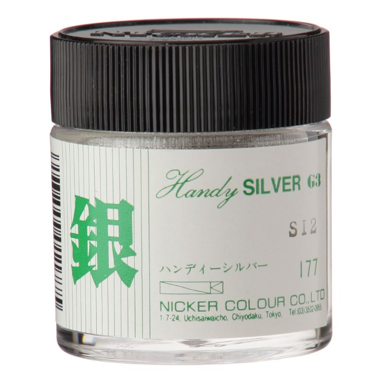 POSTER COLOUR 40ml HANDY SILVER